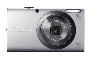Canon PowerShot A2300 zilver