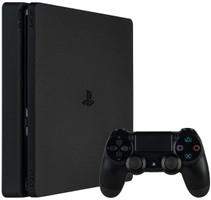 Sony Playstation 4 slim 500 Go [avec une manette sans fil] noire