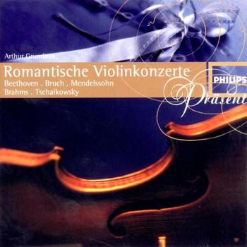 Arthur Grumiaux - Romantische Violinkonzerte
