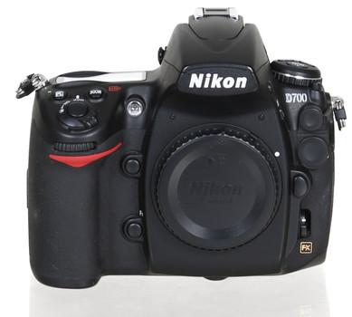 Nikon D700 body zwart