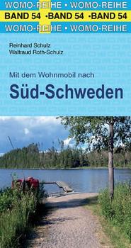 Mit dem Wohnmobil nach Süd-Schweden - Reinhard Schulz  [Taschenbuch]