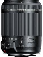 Tamron 18-200 mm F3.5-6.3 Di VC II 62 mm filter (geschikt voor Nikon F) zwart