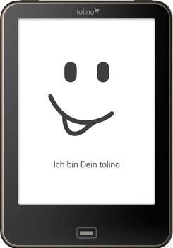 """Tolino Vision 6"""" 4GB [Wifi] negro"""