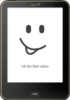 "Tolino Vision 6"" 4GB [wifi] zwart"