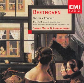 Sabine Bläserensemble Meyer - Ludwig Van Beethoven: Oktett E-Moll, Op. 103 / Septett Es-Dur