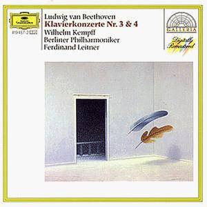 Kempff - Klavierkonzerte 3 und 4