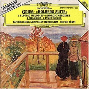 Järvi - Grieg zum 150. Geburtstag: Orchesterstücke