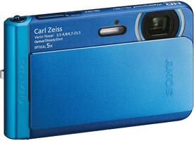 Sony DSC-TX30 azul