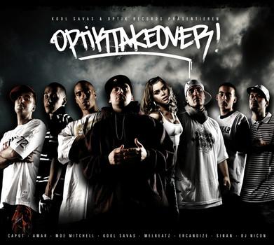 Kool Savas & Optik Records - Optik Takeover/Ltd.Edition