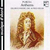 Deller Consort - Purcell: Anthems