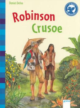 Der Bücherbär: 2. Klasse - Robinson Crusoe - Wolfgang Knape [Taschenbuch]