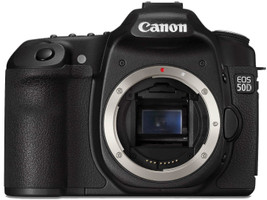 Canon EOS 50D Cuerpo negro