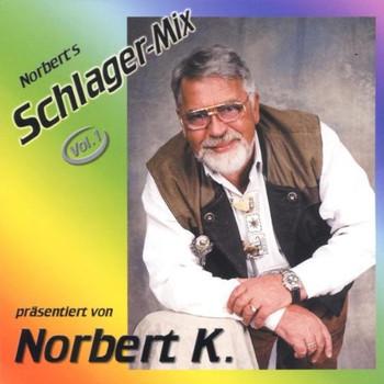 Norbert K. - Norbert'S Schlager-Mix Vol.1