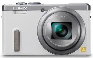Panasonic Lumix DMC-TZ60 blanc