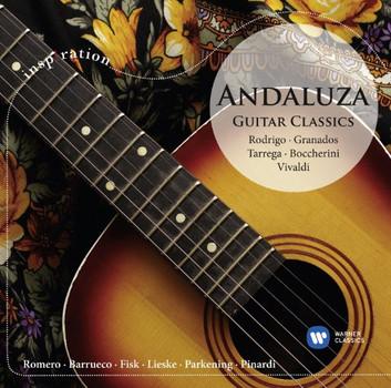 Various - Andaluza-Guitar Classics