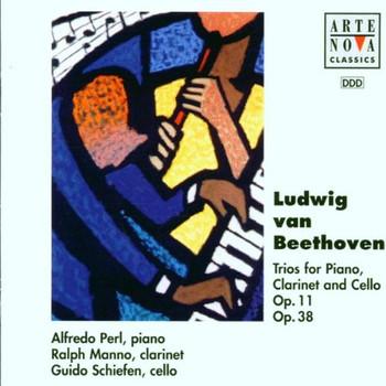 Alfredo Perl - Trios für Klarinette, Klavier , Cello