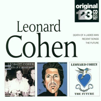 Leonard Cohen - Death of a Ladies Man/Recent Songs/the Future