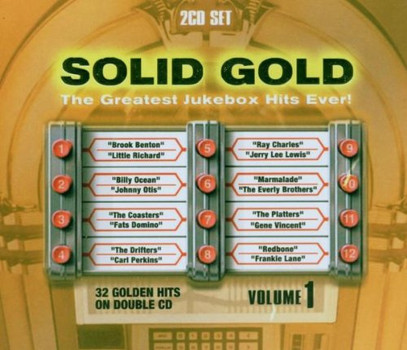 Various - Solid Gold the Greatest Vol.1