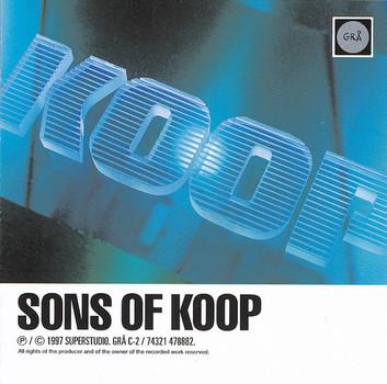 Koop - Sons of Koop CD