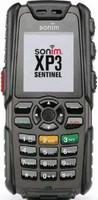 Sonim XP3 Sentinel negro