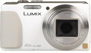 Panasonic Lumix DMC-TZ41 wit