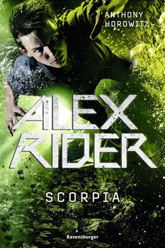 Alex Rider, Band 5: Scorpia - Anthony Horowitz  [Taschenbuch]