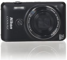 Nikon COOLPIX S6800 negro