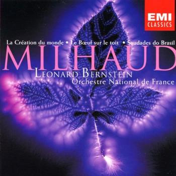 Leonard Bernstein - Creation / Saudades 7-9 und 11