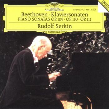 Rudolf Serkin - Klaviersonaten Op. 109, Op. 110 & Op. 111
