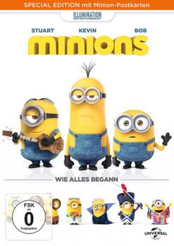 Minions: Wie alles begann [Special Edition, inkl. Postkarten]