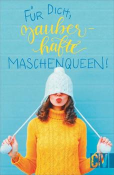 Für dich, zauberhafte Maschenqueen! [Taschenbuch]