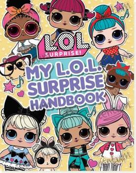 L.O.L. Surprise! Mein Fun-Buch. #activity #rätsel #spaß [Gebundene Ausgabe]