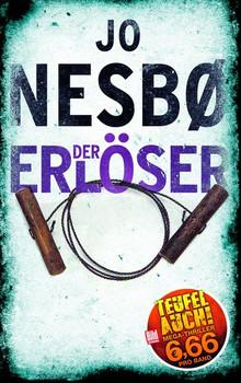 Der Erlöser - Jo Nesbo  [Taschenbuch]