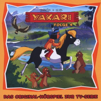 Yakari - (4) Hsp.Z.TV-Serie