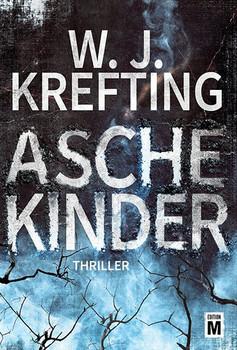 Aschekinder - W.J. Krefting  [Taschenbuch]