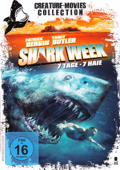 Shark Week: 7 Tage - 7 Haie [Creature-Movie Collection]