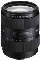 Sony 16-105 mm F3.5-5.6 DT 62 mm filter (geschikt voor Sony A-mount) zwart