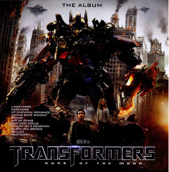 Transformers - Dark of the Moon (European Version inkl. Bonus Track) [Soundtrack]