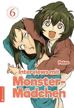 Interviews mit Monster-Mädchen 06 - Petos  [Taschenbuch]