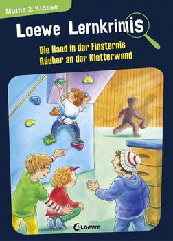 Loewe Lernkrimis – Die Hand in der Finsternis / Räuber an der Kletterwand - Annette Neubauer  [Taschenbuch]