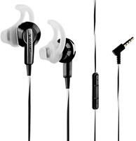Bose MIE2i Mobile Headset negro [para iOS]