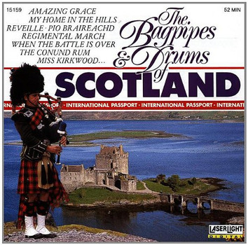 the Gordon Highlanders - The Bagpipes & Drums Of Scotland