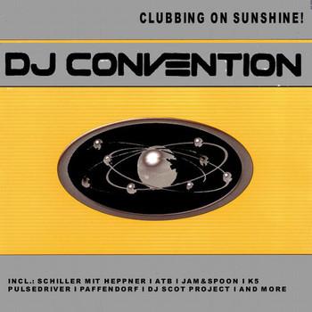 Various - DJ Convention-Clubbing On Sunshine