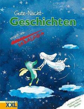 Gute-Nacht-Geschichten erzählt von Tabaluga. mit farbigem Tabaluga-Poster [Gebundene Ausgabe]