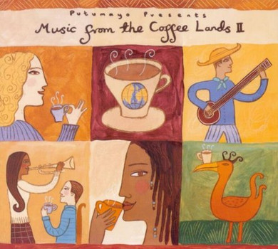 Various - Music from the Coffee Lands 2