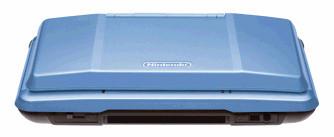 Nintendo DS blauw