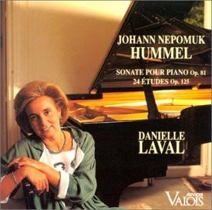 d. Laval - Sonate Op.81/24 Etudes Op.125