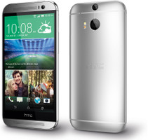 HTC One M8s 16GB zilver