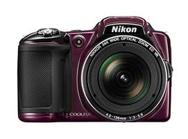 Nikon COOLPIX L830 berenjena