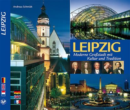 LEIPZIG - Deutsch-Englisch-Französisch: Moderne Großstadt mit Kultur und Tradition - Andreas